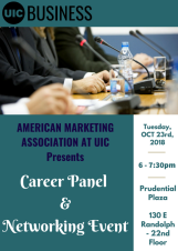 Career Panel & Networking Night
