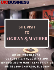 Site Visit to Ogilvy & Mather