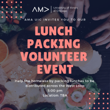 Lunch Packing Event