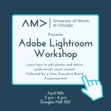 Adobe Lightroom Workshop