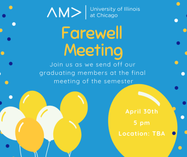 Farewell Meeting